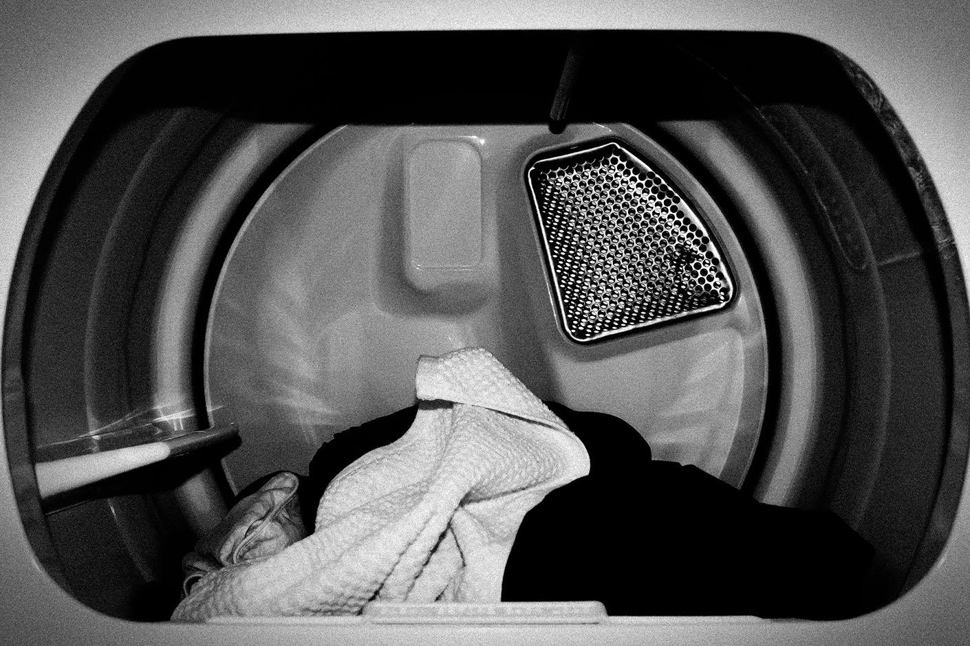 Wnętrze pralki