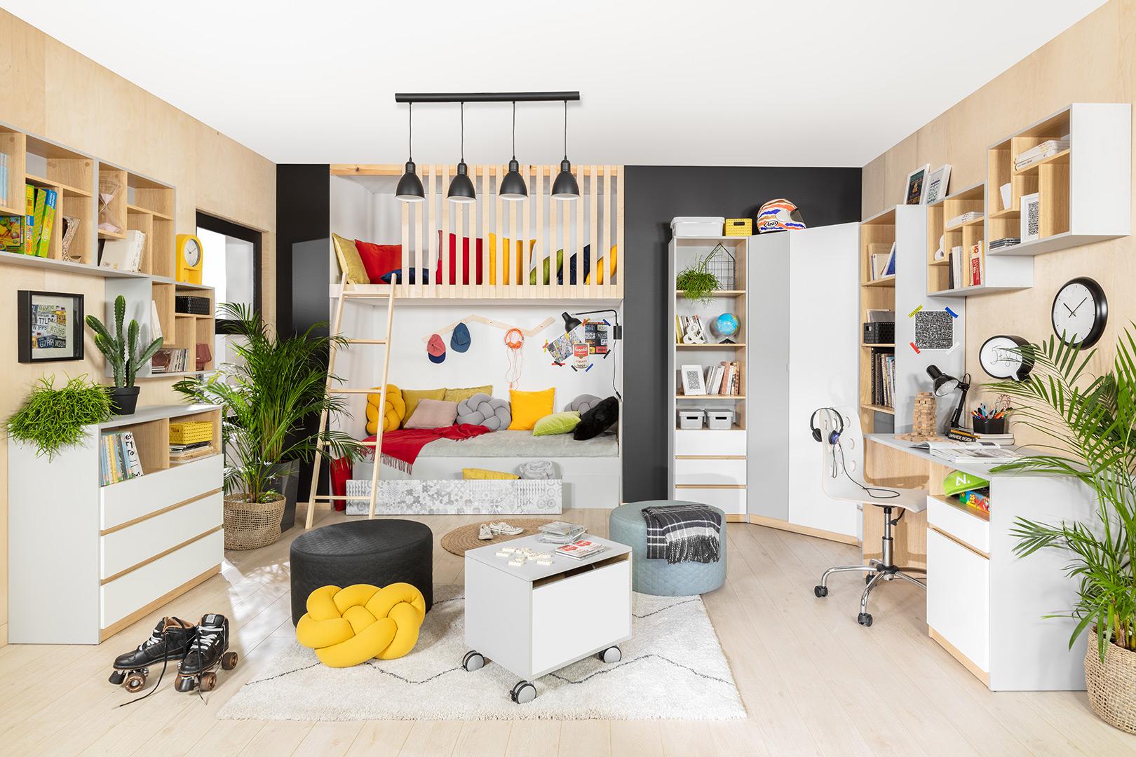 Jak zaaranżować pokój zabaw dla dziecka?