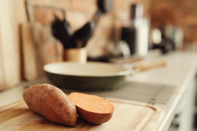 Batat w kuchni