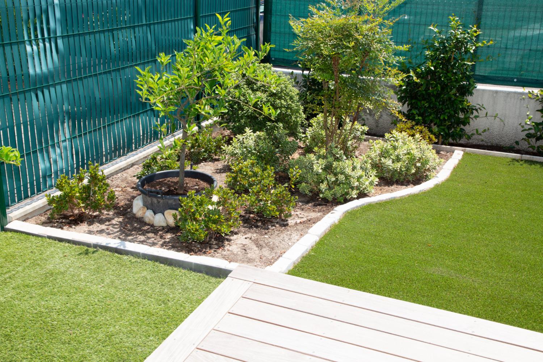 Pomysł na ogród przed domem