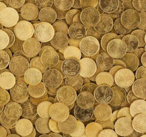 Jak czyścić złote monety?