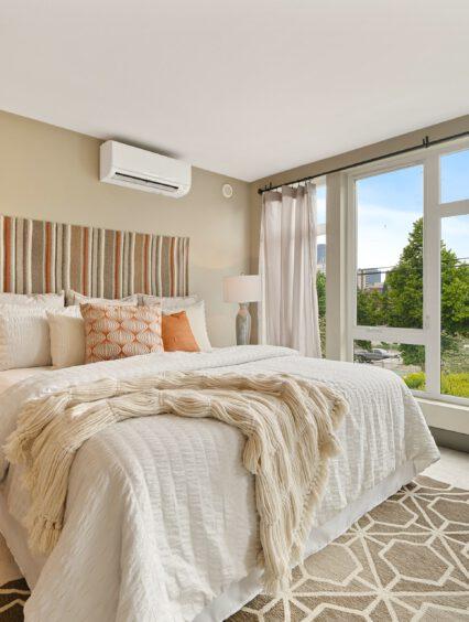 Ile trwa serwis domowej klimatyzacji?