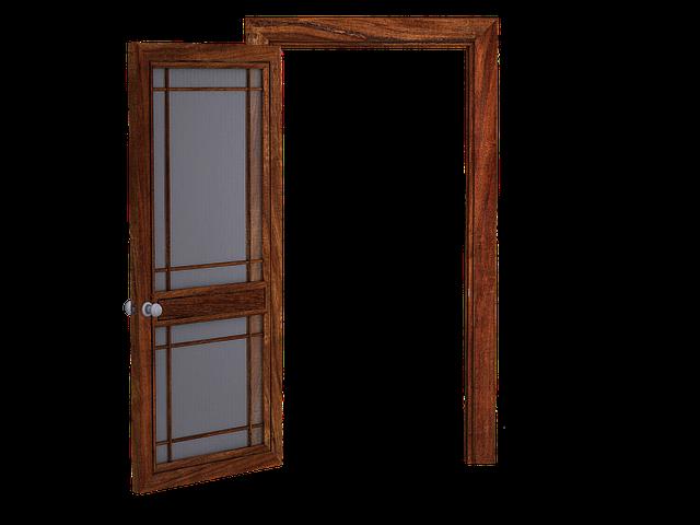 Drzwi łamane, czy przesuwne, jakie wybrać?