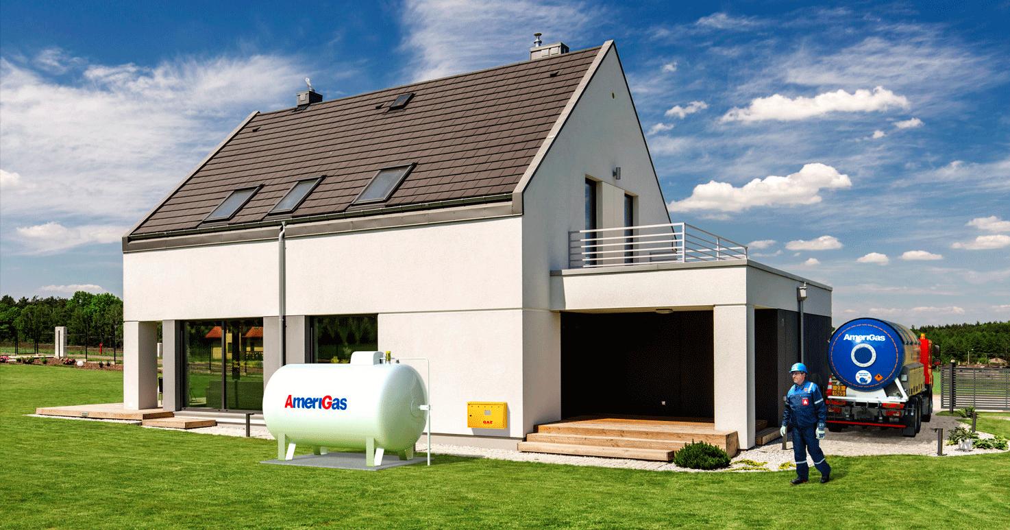 Czy warto zdecydować się na ogrzewanie domu gazem płynnym?
