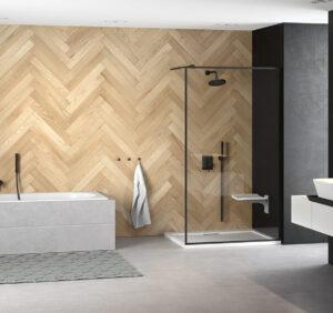 Nowoczesny design w łazience – jak go uzyskać?