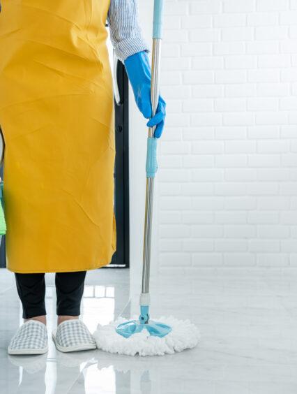 Mopy obrotowe – dla skutecznego i przyjemnego sprzątania