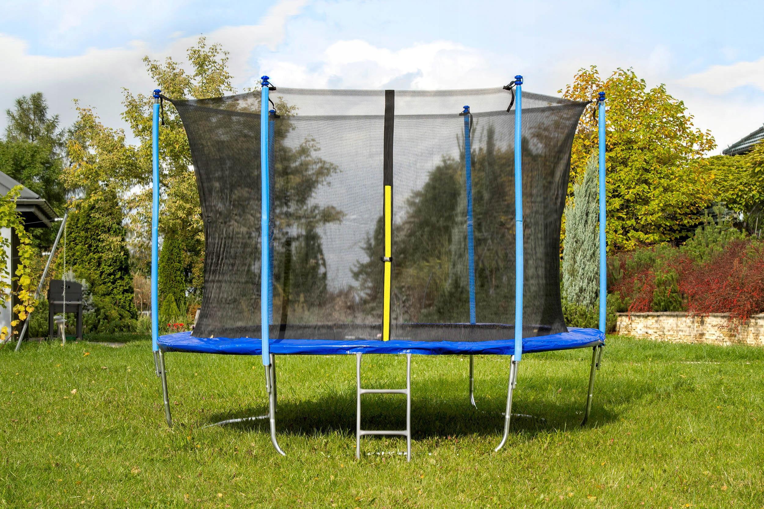 Jak wybrać trampolinę ogrodową?