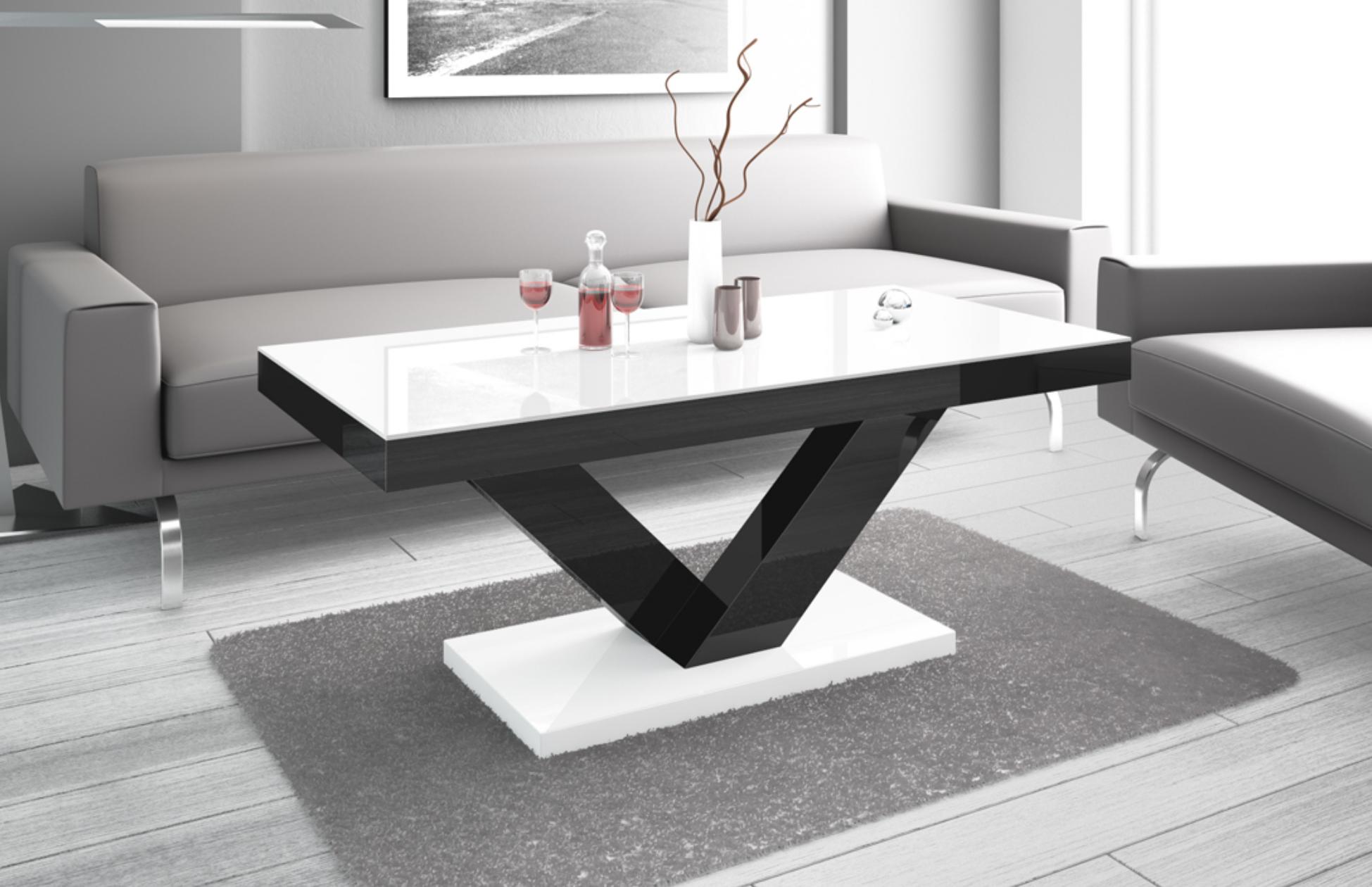 Jaki wybrać stolik lub ławę do pokoju dziennego?