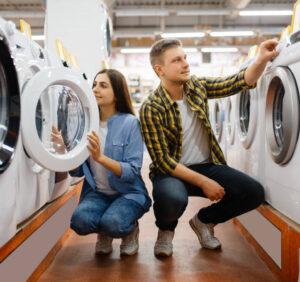 Przewodnik po pralkach dla początkujących