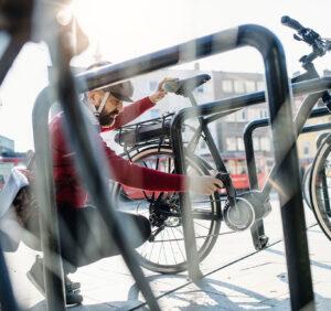 Stojaki rowerowe typu U