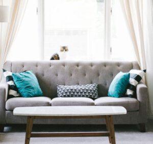 Modne meble wypoczynkowe w stylu skandynawskim